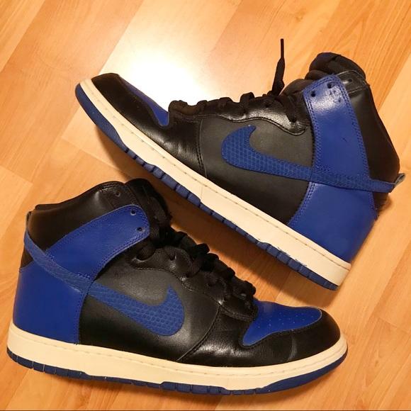 Nike Shoes | Nike Dunk High Royal